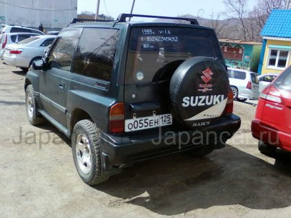 Suzuki Escudo 1993 года в Фокино