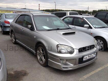 Subaru Impreza WRX 2004 года в Екатеринбурге