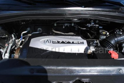 Acura MDX 2010 года во Владивостоке