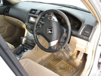 Honda Accord 2003 года в Уссурийске