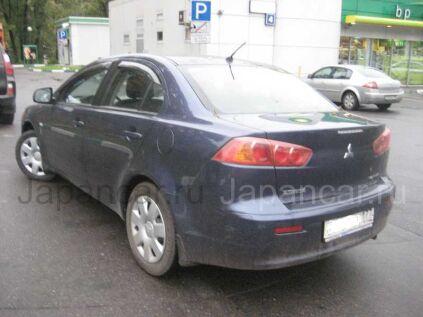 Mitsubishi Lancer 2007 года в