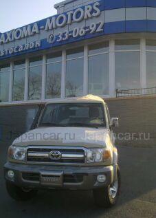 Toyota Land Cruiser 70 2011 года во Владивостоке