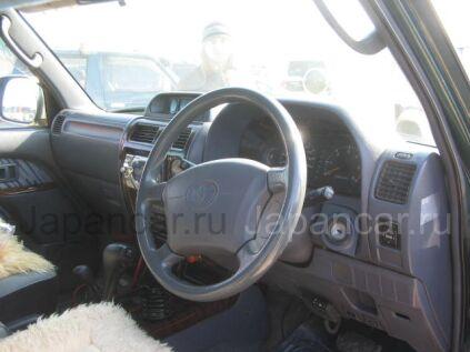 Toyota Land Cruiser Prado 1998 года в Уссурийске
