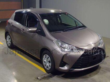Toyota Vitz 2018 года во Владивостоке