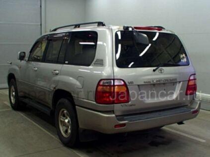 Toyota Land Cruiser 1999 года во Владивостоке