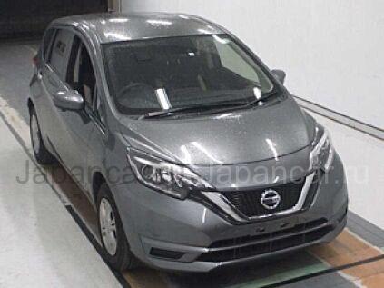 Nissan Note 2018 года во Владивостоке