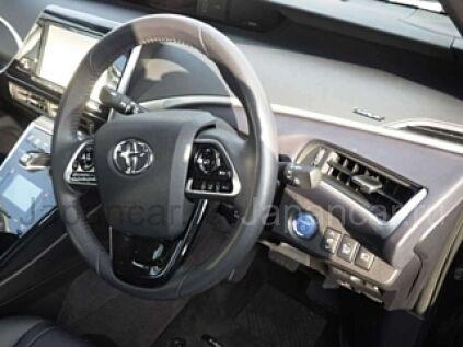 Toyota Mirai 2016 года во Владивостоке