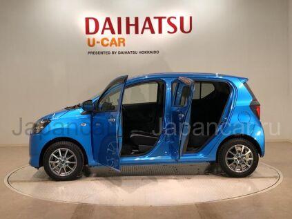Daihatsu Mira e:S 2017 года во Владивостоке