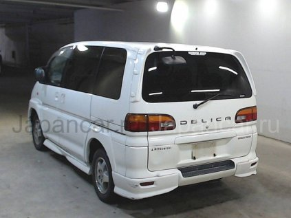 Mitsubishi Delica 2001 года во Владивостоке