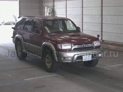 Toyota Hilux Surf 2002 года во Владивостоке