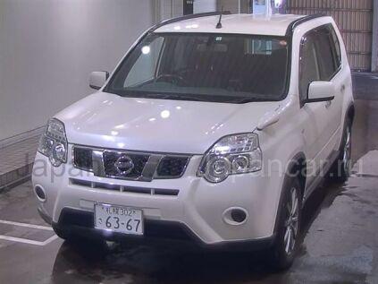 Nissan X-Trail 2012 года во Владивостоке
