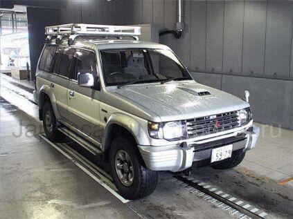 Mitsubishi Pajero 1993 года во Владивостоке