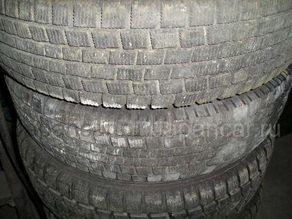 Зимние шины Yokohama Ice guard 155/80 13 дюймов б/у во Владивостоке
