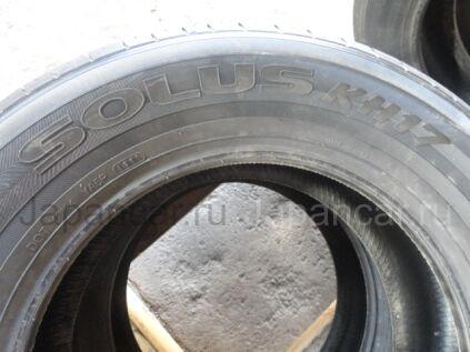 Летниe шины Kumho Solus kh17 215/65 16 дюймов новые во Владивостоке