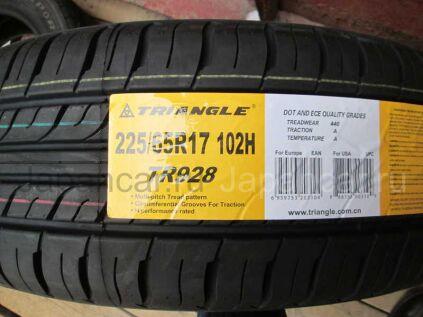Летниe шины Triangle tr928 Tr928 225/65 17 дюймов новые во Владивостоке
