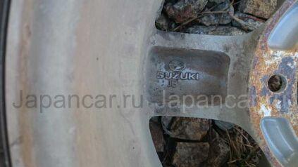 Летниe колеса Bridgestone Dueler h/l 205/70 15 дюймов Suzuki б/у во Владивостоке