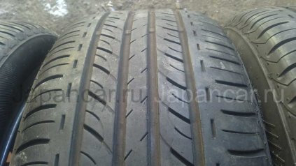 Летниe шины Bridgestone sneaker 215/55 17 дюймов б/у в Челябинске