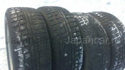 Зимние шины Goodyear ice navi 215/65 16 дюймов б/у в Челябинске
