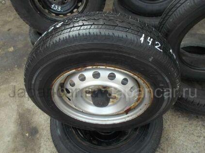 Колеса Toyo V-02 165/- 13 дюймов б/у во Владивостоке