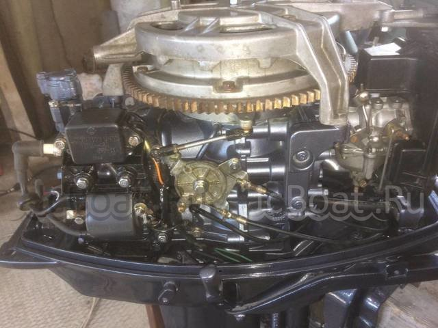 мотор подвесной YAMAHA 30CV 1998 года