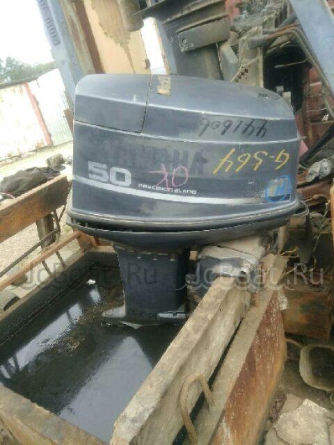мотор подвесной YAMAHA G 50 1998 года