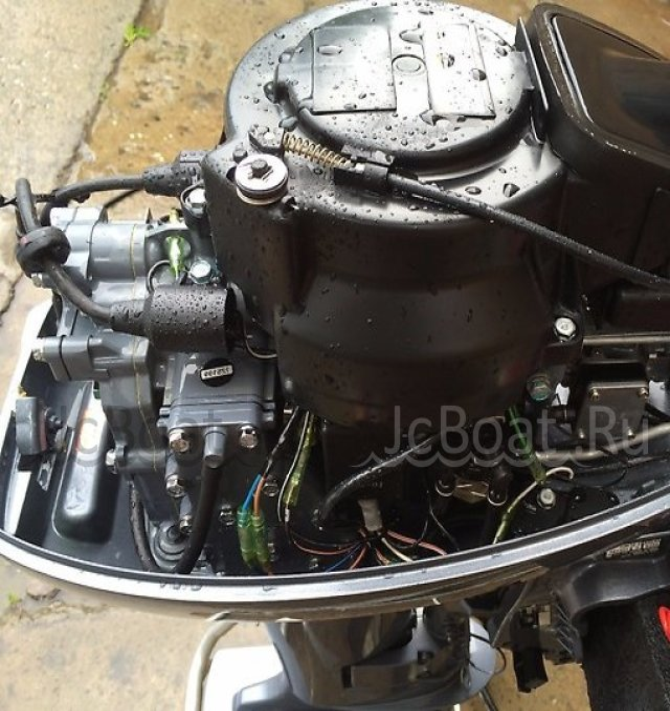 мотор подвесной YAMAHA 9,9 VMAXJR 2013 года