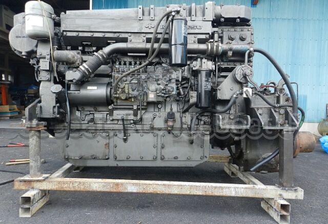 мотор стационарный YANMAR 6M132A-2 2000 года
