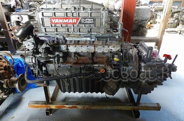 мотор стационарный YANMAR 6CH-ST 2001 года