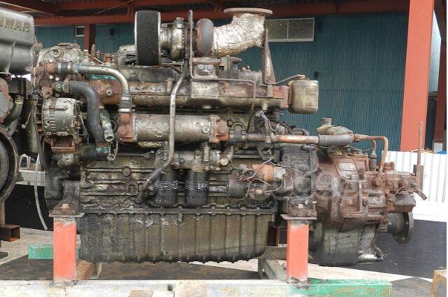 мотор стационарный YANMAR 6PH-HT 2000 года