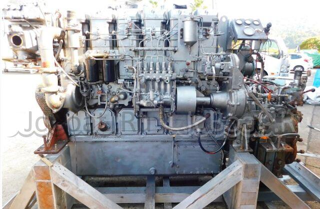 мотор стационарный MITSUBISHI S6R2F-MTK2 2005 года