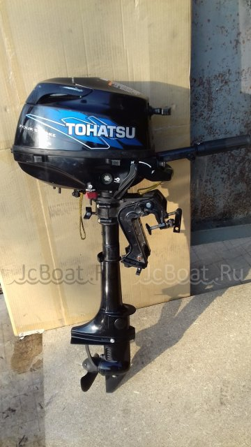 мотор подвесной TOHATSU 2012 года