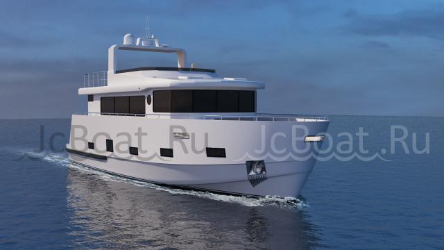 яхта моторная POPILOV-19.99S 2021 года