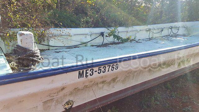 лодка пластиковая YAMAHA корпус ME3-53769 11 M 1995 года