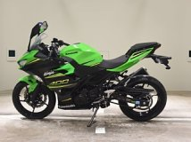 мотоцикл KAWASAKI KAWASAKI NINJA 400 ABS KR