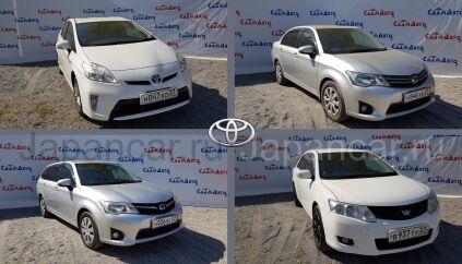 Аренда автомобилей Toyota в Хабаровске в Хабаровске