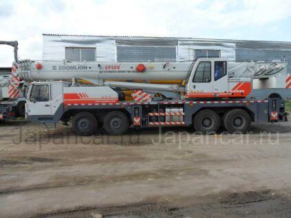 АРЕНДА АВТОКРАНА 50 тонн стрела 42м. + гусек 16м. в Иркутске