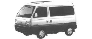 Honda Street Xi 4WD 1998 г.