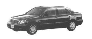 Toyota Progres NC250 1998 г.
