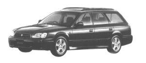 Subaru Legacy TOURING GT-VDC 1998 г.
