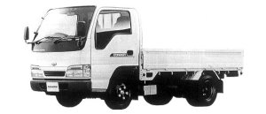 Nissan Diesel Condor 20 STANDARD FULL SUPER LOW 1998 г.