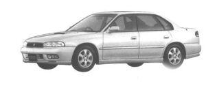 Subaru Legacy TOURING SEDAN GT 1998 г.