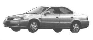 Honda Inspire 25V 1998 г.