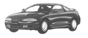 Mitsubishi Eclipse  1998 г.