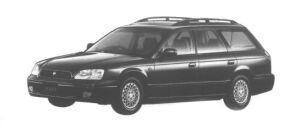 Subaru Legacy TOURING BRIGHTON 1998 г.