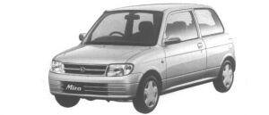 Daihatsu Mira TX 1998 г.