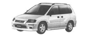 Mitsubishi RVR X2 TYPE-S 1998 г.
