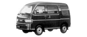 Daihatsu Hijet VAN HIGH ROOF 4WD 1998 г.