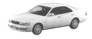Nissan Laurel 25 MEDALIST V 1998 г.