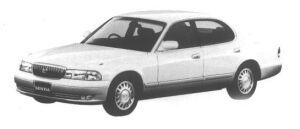 Mazda Sentia EXCLUSIVE 1998 г.