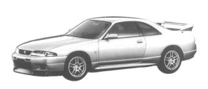 Nissan Skyline GT-R V 1998 г.